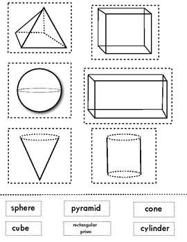 Matching 3D shapes