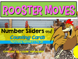 Matching Activity - Rooster Moves - Representing Numbers 1 to 20