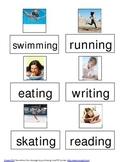 Matching - Basic reading file folder activities.