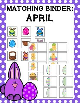 Matching Binder: April