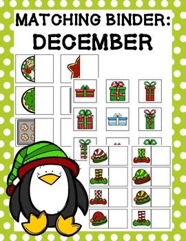 Matching Binder: December