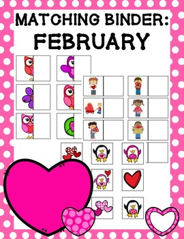 Matching Binder: February