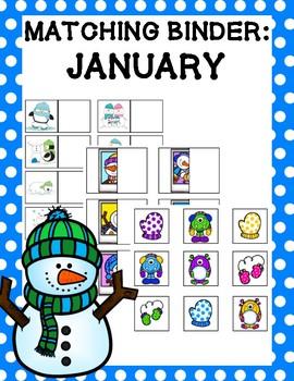 Matching Binder: January
