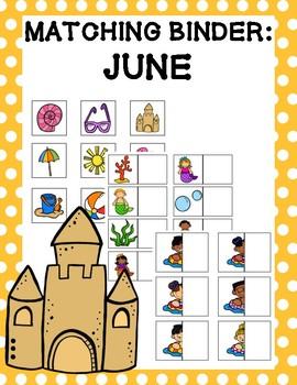 Matching Binder: June