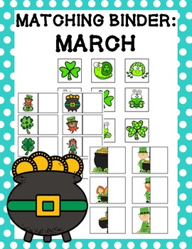 Matching Binder: March