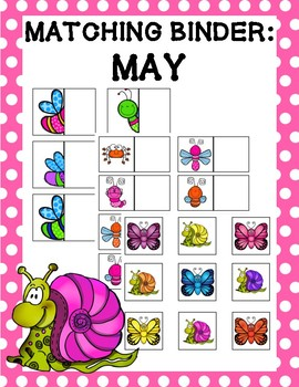 Matching Binder: May