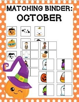 Matching Binder: October