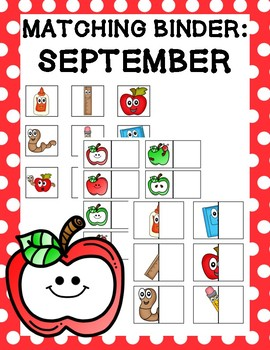 Matching Binder: September