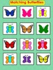 Matching Boards with Picture Cards: Special Education; Autism; Visuals;
