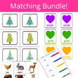 Matching Bundle 31 Pages