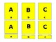 Letters 3-Part job  Matching Capital Letters to Lower Case Letters
