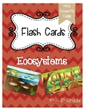 Matching Cards: Biomes, Ecosystems, Consumer, Producer, Biotic, Abiotic