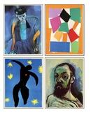 Matching Cards Matisse