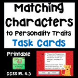 Matching Characters to Personality Traits