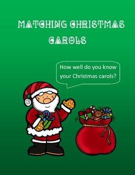 Matching Christmas Carols