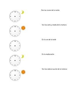Matching Clocks
