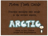 Matching Coin Flash Cards