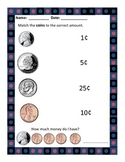 Matching Coins to Values