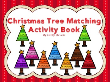 Matching Colors Activity with Differentiation for December