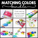 Matching Colors BUNDLE