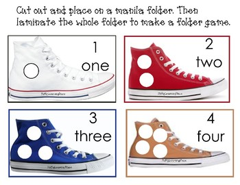 Matching Colors: Pete The Cat Theme