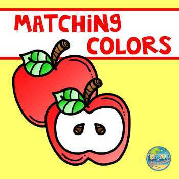 Matching Colors with Apples