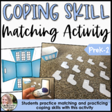 Matching Coping Skill Activity