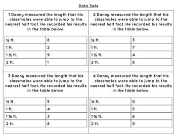 Matching Data Sets to Graphs