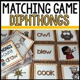 Matching (Diphthongs)