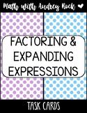 Matching Factoring & Expanding Expressions (Distributive)