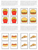 Folder Game: Functional Fast Food Matching for Students with Autism