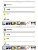 Matching Forms of Energy