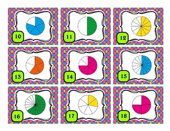 Matching Fractions with Visual Models