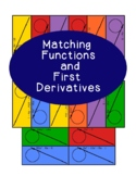 Matching Functions and First Derivatives, Calculus Power R