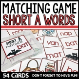 Matching Game ( Short A)