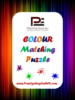 Matching Game - Colours