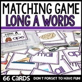 Matching Game (Long A)