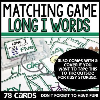 Matching Game (Long I)
