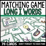 Matching Game (Long I)