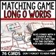 Matching Game (Long O)