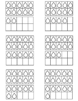 Matching Game: Numbers 10-20