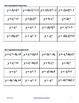 Matching Graphs to Quadratic Equations Activity (Free Version)