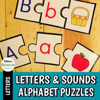 image regarding Alphabet Puzzle Printable titled Matching Letters Seems Alphabet Printable Puzzle Match