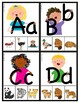 Matching Letters to Sounds - Phonics Clip Cards for Indepe