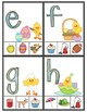 Easter Phonics - Matching Letters to Sounds