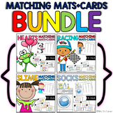 Matching Mats BUNDLE #3 ( 4 Sets Included! )