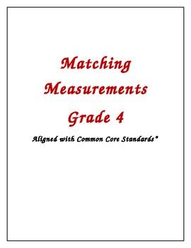 Matching Measurements