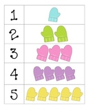 Matching Mittens! #1-20