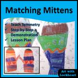 Matching Mittens Art Activity