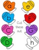 Matching Mittens - Identifying Letters, Numbers, and Colors